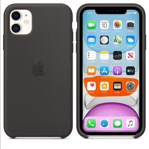 Apple Brand Genuine OEM iPhone 11 Silicone Case
